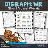 Digraph Wr