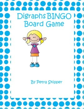 Digraphs BINGO Game