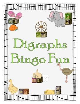 Digraphs BingoFun