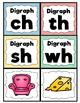 Digraphs BUNDLE Beginning and Ending Consonants