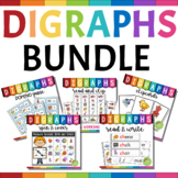 Digraphs BUNDLE (Growing BUNDLE!)