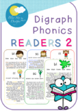 Digraphs & Blends Phonics Readers - Part 2