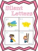 Digraphs, Blends, and Silent Letter Charts