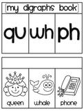 Digraphs Book 2 (qu wh ph sounds)