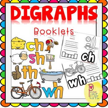 Digraphs Booklets
