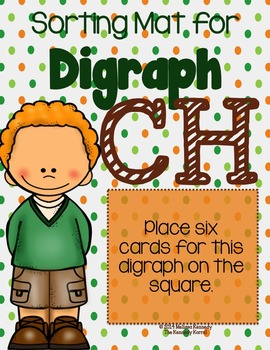 Word Work: Digraphs - CH, PH, SH, TH, WH