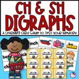 Digraphs CH & SH Memory Game
