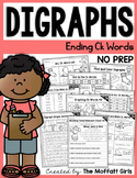 Digraphs (CK Words) NO PREP Packet