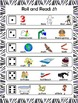 Digraphs Center Activities Packet