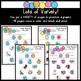 Kindergarten Digraphs Chip Match