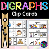 consonant digraphs sh th wh ch ph qu - Digraphs Center