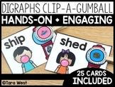 Digraphs Clip-a-Gumball