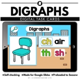 Digraphs Digital Phonics Google and Seesaw