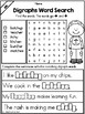 Digraphs: Digraph Word Search No Prep Packet
