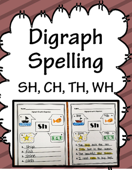 Digraph Game - Spelling Fun