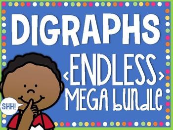 Digraphs ENDLESS MEGA Bundle!