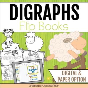 Digraphs Flip Books