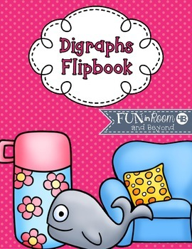 Digraphs Flipbook