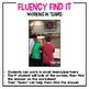 Digraphs Fluency Find It (beginning and ending)