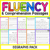Digraphs Fluency Passages | Digraphs Activities
