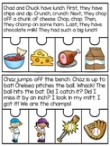 Digraphs Reading Fluency Story Retelling and Sequencing Puzzles Digraphs Review