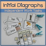 Digraphs: Independent Work Tasks with REAL Pictures