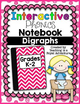 Digraphs Interactive Notebook