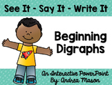 Digraphs Interactive PowerPoint