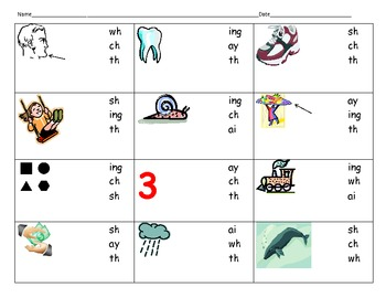 Digraphs Look for Chunks