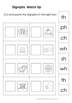 Digraphs Matching Set