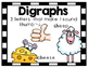 Digraphs : Meets Common Core