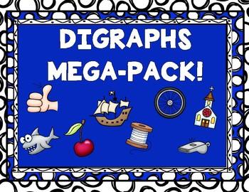 Digraphs Mega Pack!
