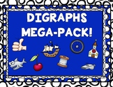 Digraphs Mega Pack!
