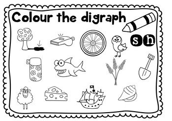 Digraphs Pack (ch/sh/th/wh/ph)