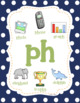 Digraphs Phonics Posters - Polka Dot