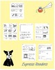 Phonics Practice Pages - Digraphs and Short Vowels