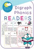 Digraphs Phonics Readers