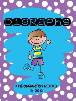Digraphs - Phonological Awareness Mini-Lesson