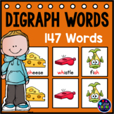 consonant digraphs sh th wh ch ph qu - Digraph | Digraphs Pocket Charts