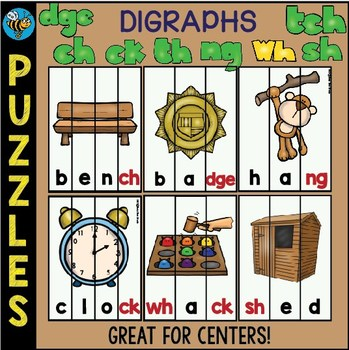 Digraphs Puzzles