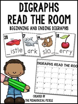 Digraphs Read the Room