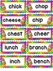 Digraph-sicles! Digraphs Sorting Activity Ice Cream Themed Centers