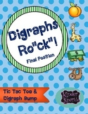 Digraphs Rock (Final Position)