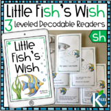 Digraphs SH Decodable Reader for Emergent Readers