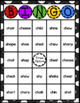 Digraphs SH and CH Bingo