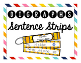 Digraphs Sentence Strips