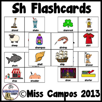 Sh Digraph Worksheets