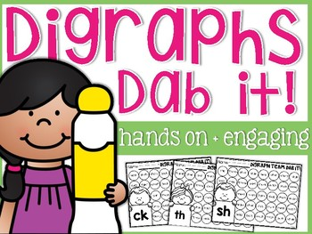 Digraphs Team Dab It!
