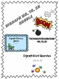 Digraphs Wh, Th, and Sh Bundle