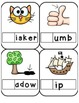 Digraphs Word Work Cards